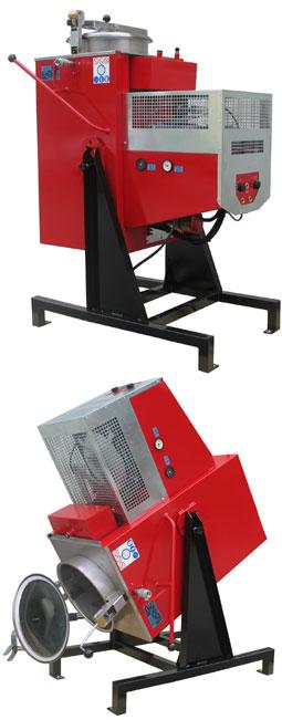 Formeco Lösemitteldestillationsanlage Modell D 60 von Füllmenge 60 ...