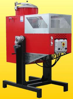 Formeco Lösemitteldestillationsanlage Modell D 120 von Füllmenge 120 ...
