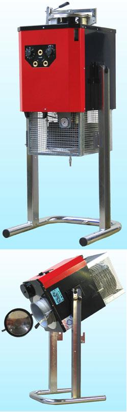 Formeco Lösemitteldestillationsanlage Modell D15 AX - Ex-Schutzart ...